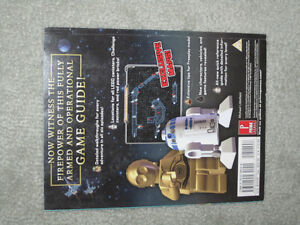 Lego Star Wars: The Complete Saga - Game Guide(xbox 360,wii,ps3) Kingston Kingston Area image 2