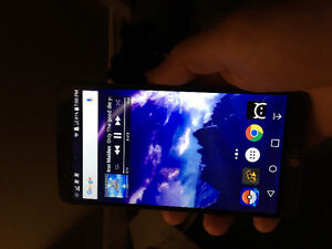 LG G3 With charger and glass screen protector