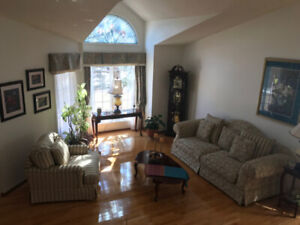 Complete Living Room and Dining Room Sets - $2900 for ALL