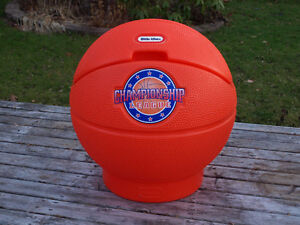 Little Tikes Basketball Championship League Storage Toy Box