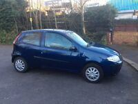 FIAT PUNTO 1.2 mode great spec drives PERECT 70,000 miles cheap runner ford RENAULT