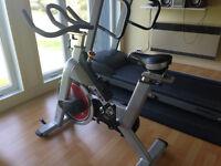 Équipement complet de gym