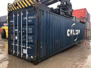 Storage Containers, Shipping Containers, Sea Containers, 4 sale
