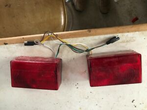 Boat Tail Lights