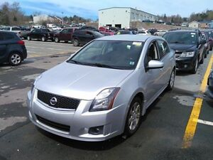 2012 Nissan Sentra SR -  Sporty, fun to drive, reliable!!