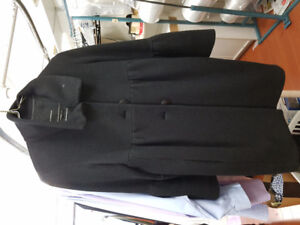 Club Monaco Women's Wool Coat