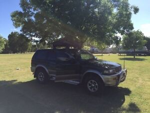 2001 Mitsubishi Challenger Wagon Cairns Cairns City Preview