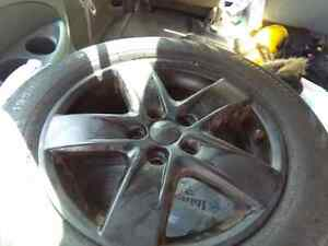4 Rims 15 inch for 100$
