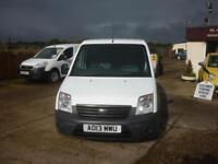 2013 FORD TRANSIT CONNECT 90 T200