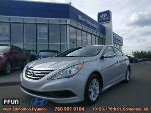2014 Hyundai Sonata GL- heated seats bluetooth factory warranty