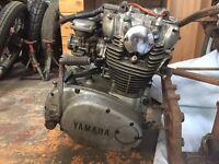 Yamaha xs650 xs 650 project job lot