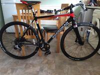 Boardman cx team 55.5cm bike. Brand new