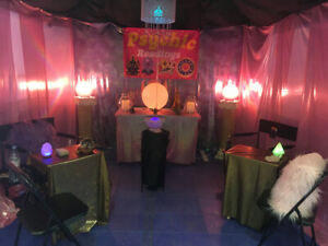 Psychic and mystic parties