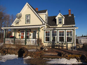 Charming Fully Updated House & Barn 36 Acre Horse Farm Stanchel