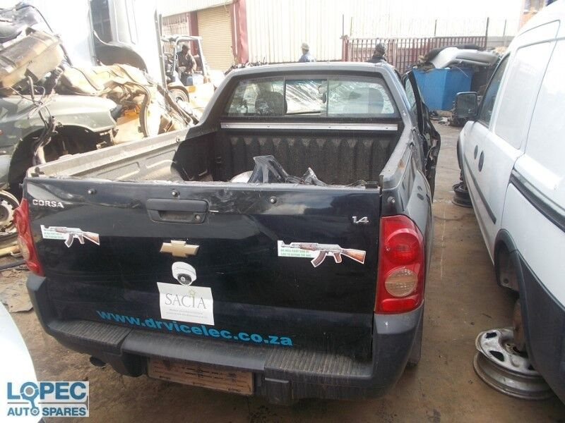 Chevrolet Utility 2010 1.4 A/C P/U S/C STRIPPING FOR SPARES AND PARTS