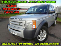 2005 Land Rover Discovery 3 2.7TD V6 ( 7seats ) - One Owner - KMT Cars