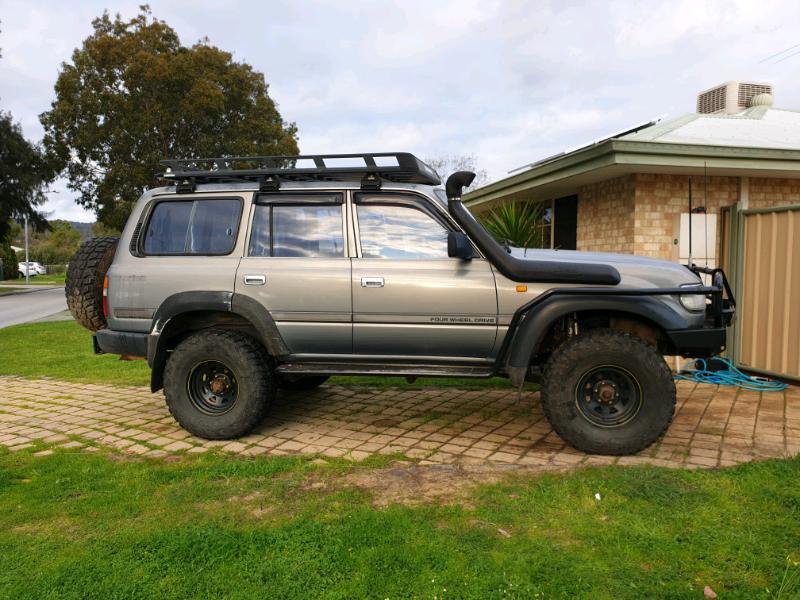 1995 Toyota Landcruiser HDJ80 | Cars, Vans & Utes | Gumtree