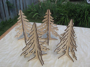 Folk Art Christmas Wood Items