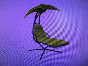 Chaise longue de RËVE