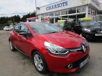 2014 Renault Clio 0.9 TCe Dynamique MediaNav (s/s) 5dr