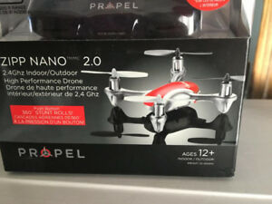 NEW IN BOX! ZIPP NANO 2.0 DRONE BY PROPEL