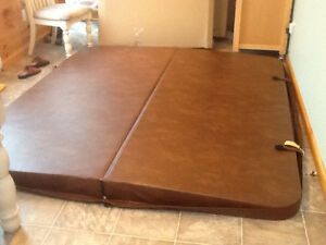 "Brand new Hot tub cover 80"" x 88"", never used for sale"