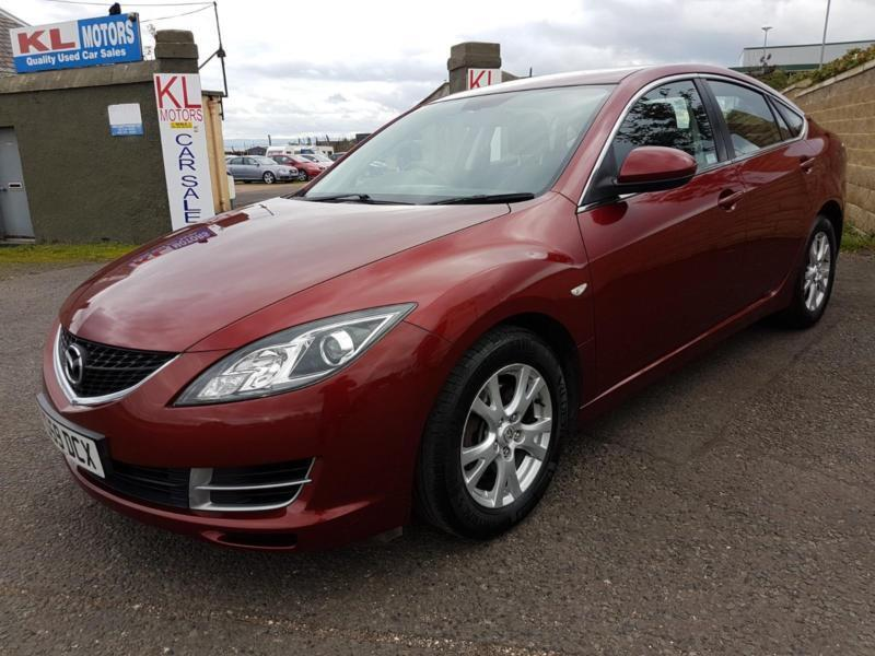 mazda6 2 2 td 1 former keeper low mileage full service history