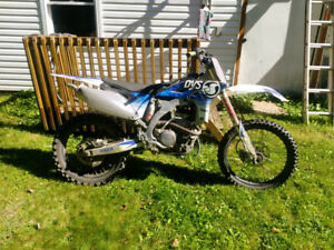 2011 yzf250 Must Go!