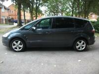 Ford S-MAX 2.0TDCi ( 140ps ) Titanium+7 SEATER +FACELIFT MODEL FORD CHEAP INSUR