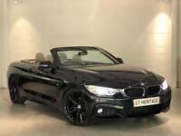 2015 15 BMW 4 SERIES 2.0 420I M SPORT 2D AUTO 181 BHP