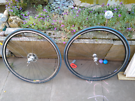 Road bike 700c wheels