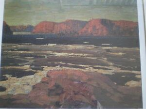 "Tom Thomson "" Petewawa Gorges - 1915 "" Limited Edition Print Kitchener / Waterloo Kitchener Area image 3"