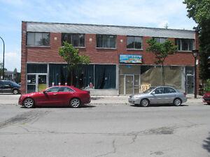Propriété semi-commerciale rue Fleury O., Mpmtréal
