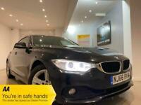 2016 BMW 4 Series 420i SE 5dr [Business Media] COUPE Petrol Manual