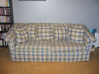 Ikea Fabric Couch