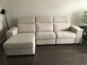 Sofa sectionnel JAYMAR inclinable