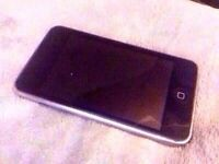 iPod touch 2nd gen 8GB (parts or repair)