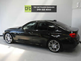 2017 BMW 320 M SPORT 2.0TD 190 Auto BUY FOR ONLY £315 A MONTH,AVAILABLE FINANCE