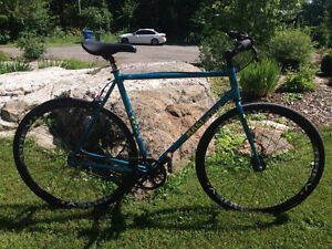 BLUE MASI FIXED GEAR - PERFECT CONDITION $500