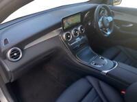 2021 Mercedes-Benz GLC CLASS GLC 300d 4Matic AMG Line Premium 5dr 9G-Tronic Auto