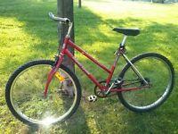 Vélo (Bike) / Roue 26po / Super Cadre/ 1 frein 1vitesse/ Rapide