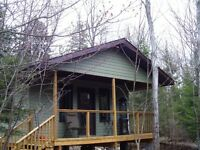 Lake Superior waterfront with NEW Cabin on 1 acre