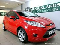 Ford Fiesta 1.6 TDCI ZETEC S [STUNNING EXAMPLE WITH ?20 ROAD TAX]