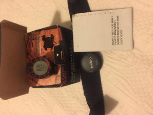 Suunto Quest Running watch and pack