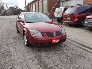 2009 Pontiac G5 SE Sedan certified & e-tested