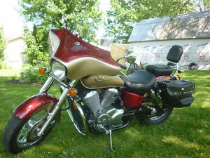 Honda Shadow ACE 750