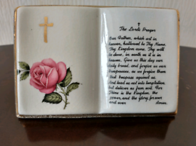 The Lord's prayer China book