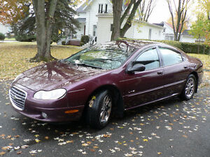 1999 Chrysler LHS Berline