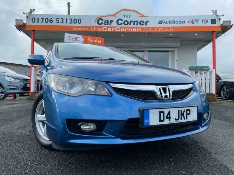 2010 Honda Civic IMA ES used cars Auto Saloon Petrol/Ele Automatic