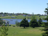 Nice View of the Water, in Sainte-Marie de Kent, NB